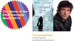 Graveyard Book wins Carnegie Medal