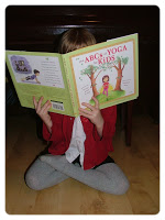 Non-Fiction Focus Week: ABCs of Yoga for Kids