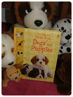 Non-Fiction Focus Week: Usborne Little Book of Dogs and Puppies