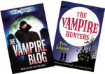 Pete Johnson's Vampire Blog series Giveaway