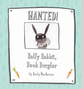 Ralfy Rabbit MONDAY