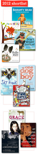 Red House Children's Book Awards 2012
