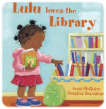 NATIONAL LIBRARIES DAY: Lulu Loves The Library