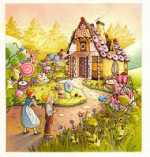 BROTHERS GRIMM WEEK (1): Illustrated Grimm's Fairy Tales