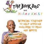 Publisher Miles Kelly's work in aid of The Book Bus