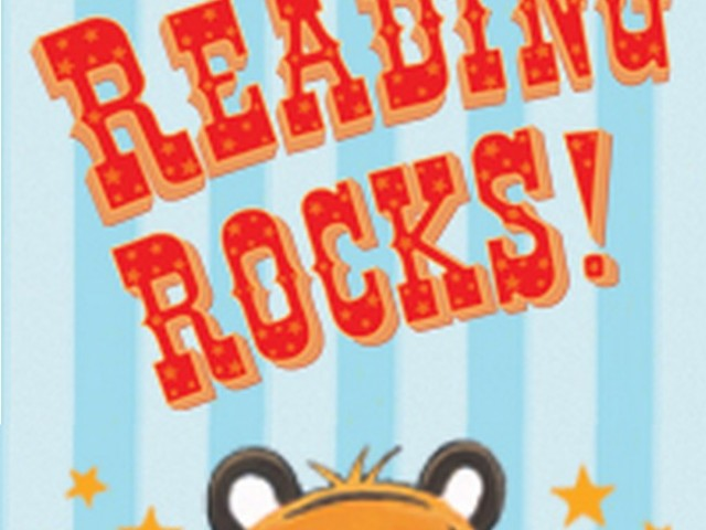 PICTURE BOOK CAROUSEL: Reading Rocks picture books