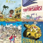 FOCUS ON: Some comics and graphic novels for children