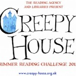 SUMMER READING CHALLENGE: Creepy House