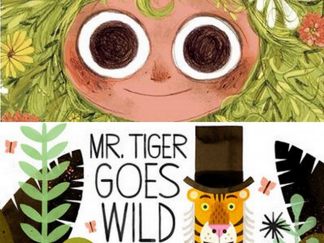 PICTURE BOOK CAROUSEL: Being Wild