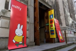 Official launch of the Miffy the bunny's newly modernised classi
