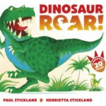 A picturebook a week: Dinosaur Roar!