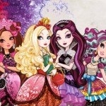Ever After High and musings about the licensing of children's books