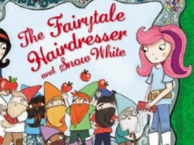 A picturebook a week: The Fairytale Hairdresser and Snow White