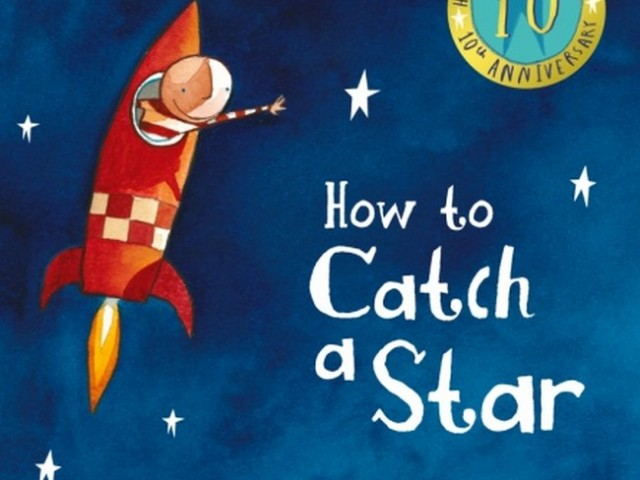A picturebook a week: How to Catch A Star