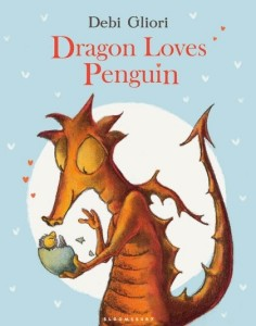 Dragon-loves-penguin