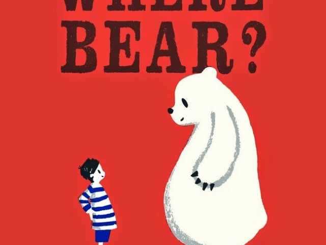 A picturebook a week: Where Bear?