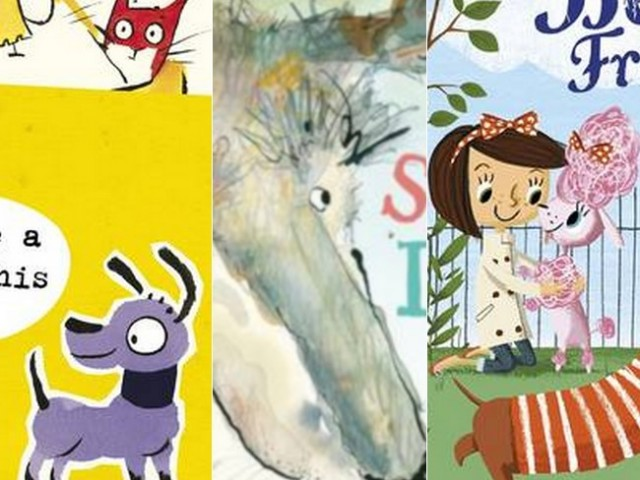 PICTURE BOOK CAROUSEL: Dogs, dogs, dogs!