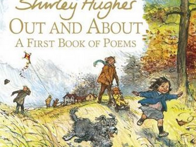 A Picturebook a week: Out and About: A First Book of Poems