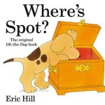 BLOG TOUR: Where's Spot?