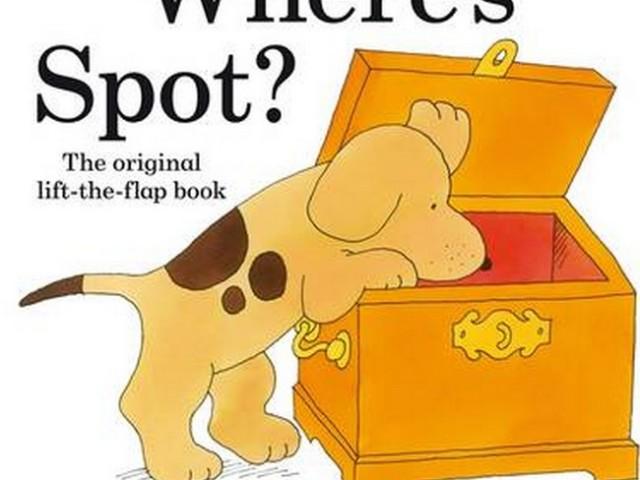 BLOG TOUR: Where's Spot?