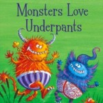 BLOG TOUR:  Claire Freedman talks monsters' underpants!