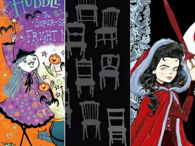 Spooky Reads!