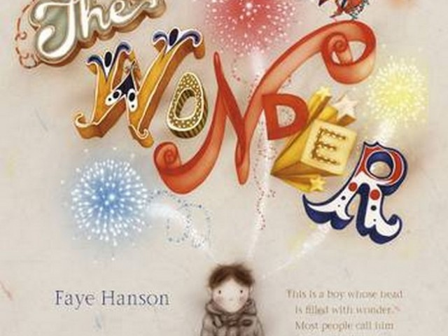 A picturebook a week: The Wonder