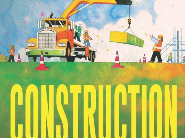 A picturebook a week: Construction