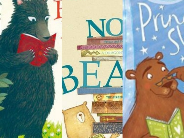 PICTURE BOOK CAROUSEL: Story-loving Bears