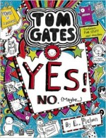 The new Tom Gates book, or how I found the perfect present for an eleven year-old boy