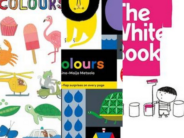 PICTURE BOOK CAROUSEL: Colours
