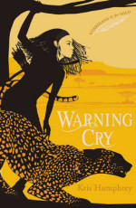 Warning Cry: a review, and a guest post by illustrator Chellie Carroll