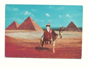 Crayons Desert