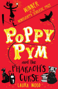 BLOG TOUR:  Poppy Pym and the Pharaoh's Curse