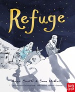 Two Christmas picturebooks you must buy