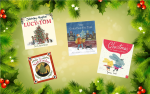 Some festive reading (2): picturebooks