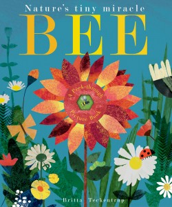 "Developing ""Bee"": a guest post by Britta Teckentrup"
