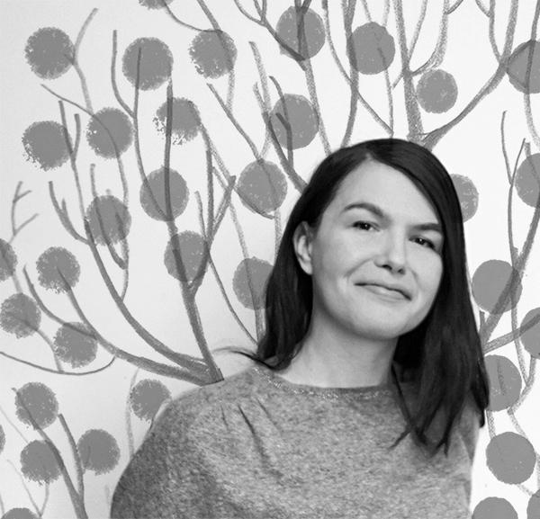 Fiona Woodcock - Author photo