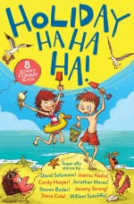 Holiday Ha Ha Ha: a guest post by Joanna Nadin