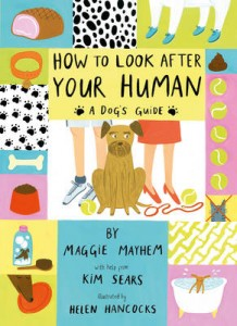 "Q & A with ""How to Look After Your Human"" illustrator Helen Hancocks"