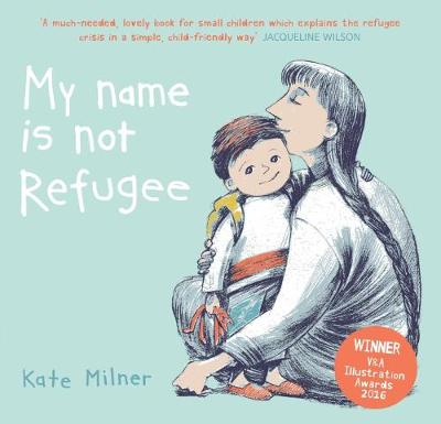"An insight in the creation of ""My Name is Not Refugee"" with Kate Milner"