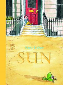 "BLOG TOUR: Sam Usher's ""Sun"" & the creation of the series' covers."