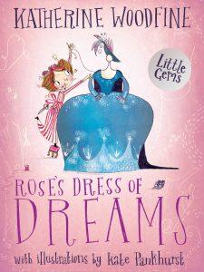 BLOG TOUR: Rose's Dress of Dreams