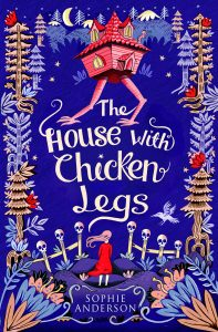 BLOG TOUR: The House with Chicken Legs