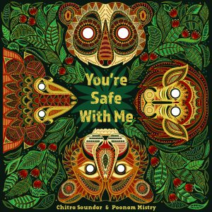 "BLOG TOUR: ""You're Safe with Me"": The story behind the art"