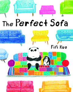 Five Fabulous Books that inspire me to look at the world in a different way by Fifi Kuo