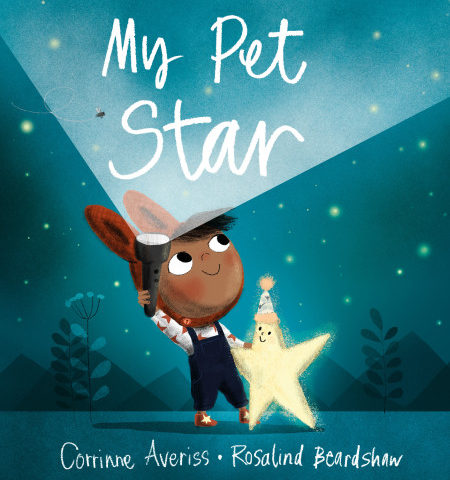 BLOG TOUR: My Pet Star
