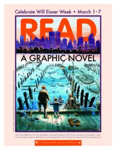 Will Eisner Week: Graphic Novels in the Curriculum