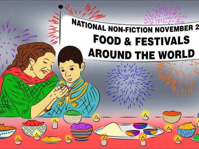 BLOG TOUR: National Non-Fiction November